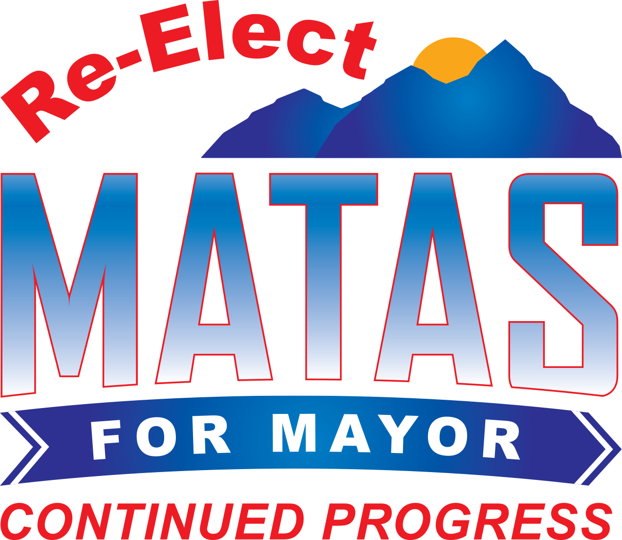 Re-Elect Matas for Mayor